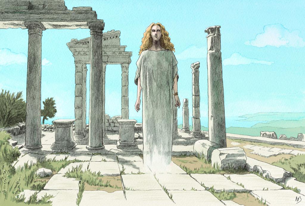 Circé au Pergamon