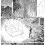 She Stands Twelve Feet Above The Flood - page 1