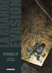 Tunnel 57 - Couverture
